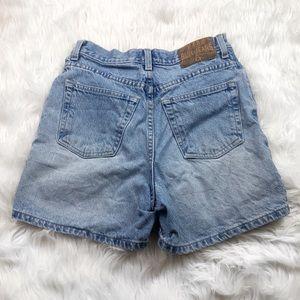 Old Navy Vintage High Waisted Denim Shorts